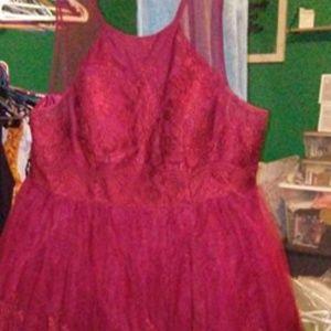 Chi Chi London Radiant Reunion Lace Dress